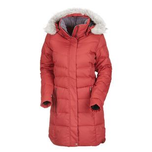 Montferland - Manteau isolé en duvet pour femme
