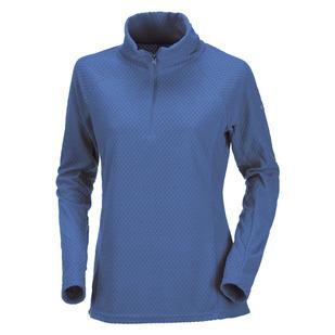 Glacial IV - Women's Half-Zip Sweater