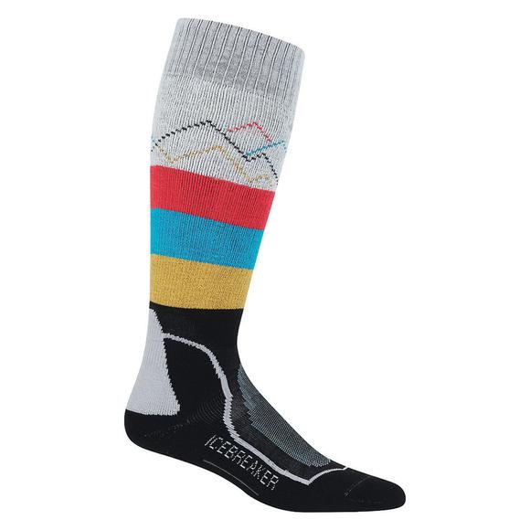 Ski+ Medium OTC- Women's Cushioned Ski Socks