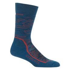 Hike+ Medium Lava - Chaussettes coussinées pour homme