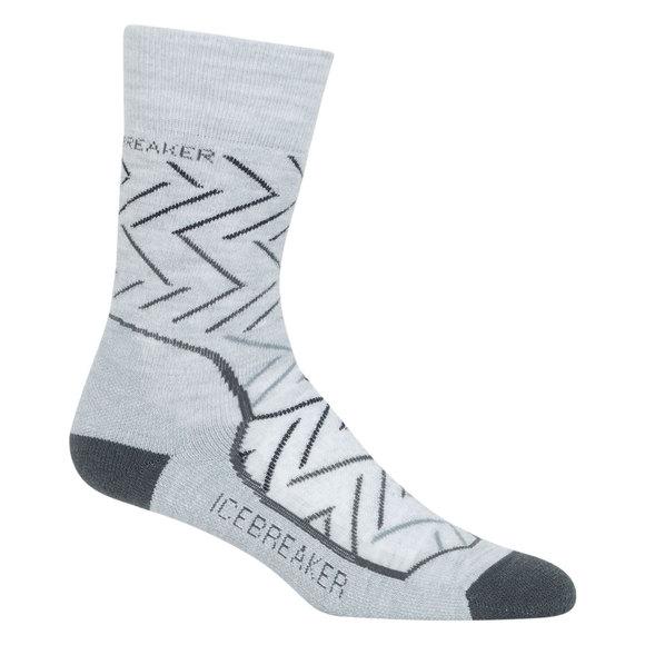 Hike+ Medium Sunrise - Women's Cushioned Crew Socks