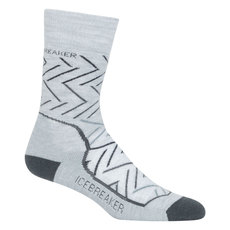 Hike+ Medium Sunrise - Women's Cushioned Crew Socks