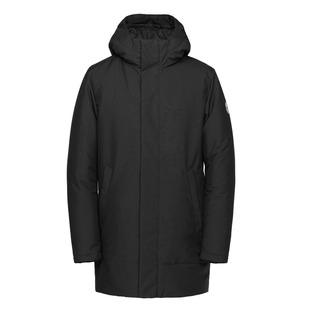 Alban - Manteau d'hiver à capuchon pour homme
