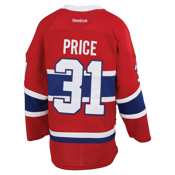 Premier Player - Junior Replica Jersey - Montreal Canadiens (Home)