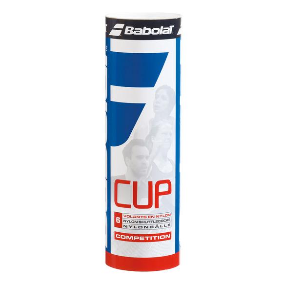 Cup - Nylon Shuttlecocks (Pack of 6)