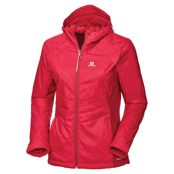 Femme Pour Salomon Manteau Nova Experts Aérobique Sports nwvx0ISqP