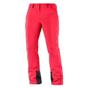 Icemania - Pantalon isolé pour femme