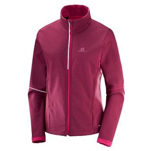 Agile - Manteau softshell pour femme