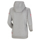 Canadian Olympic Team Leaf - Women's Fleece Full-Zip Hoodie - 1