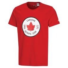 Canadian Olympic Team Crest - Men's T-Shirt