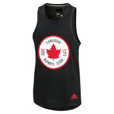 Canadian Olympic Team Crest - Men's Tank Top