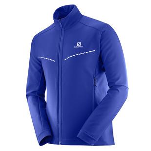 Agile - Manteau softshell pour homme