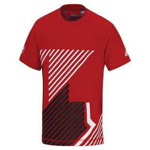 Canadian Olympic Team Prime Leaf Retro - Junior T-Shirt