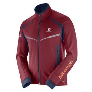RS Warm - Manteau softshell pour homme