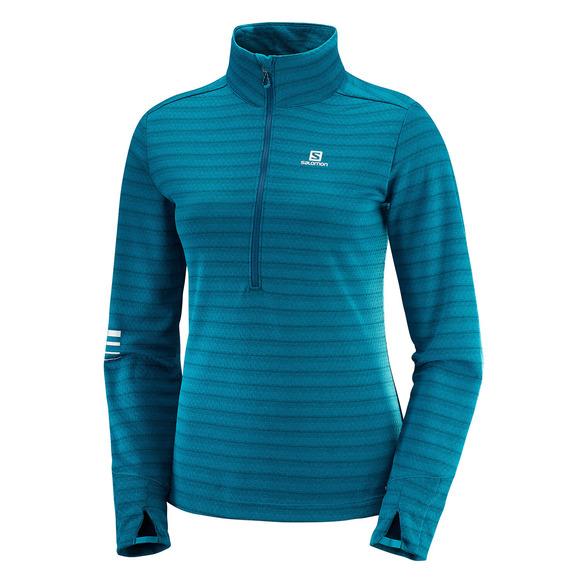Lightning Mid - Women's Running Long-Sleeved Shirt