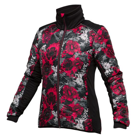 Menali - Manteau isolé matelassé pour femme