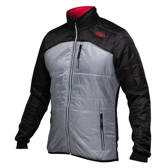 Menali - Manteau isolé matelassé pour homme