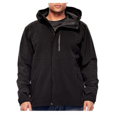 Stratus Transcend - Men's Hooded Insulated Jacket