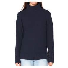 Waypoint Roll Neck - Women's Knit Sweater