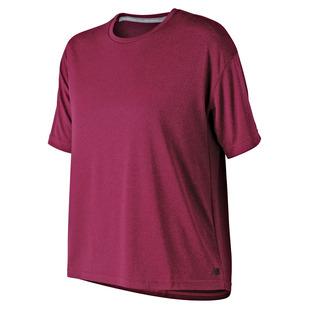 Oversized Breathe - Women's Training T-Shirt