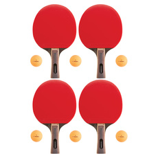 Competition 2 Star Kit - Table Tennis Set