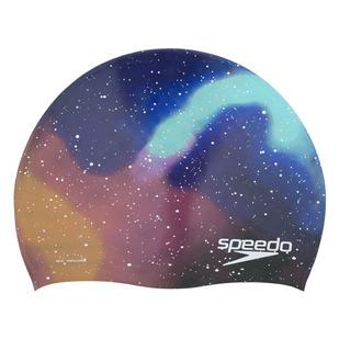 Silicone Print - Silicone Swimming Cap