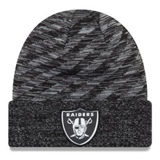 NFL18 Sport Knit BLKWHI - Adult Tuque