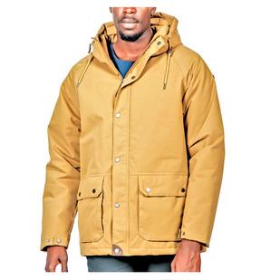 Dixon - Manteau d'hiver à capuchon pour homme