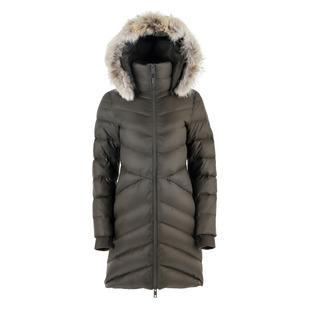 Colette - Manteau à capuchon pour femme