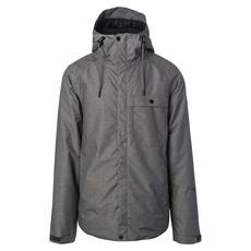 Top Notch - Manteau isolé à capuchon pour homme