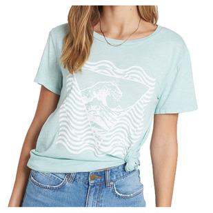 Lost Control - T-shirt pour femme