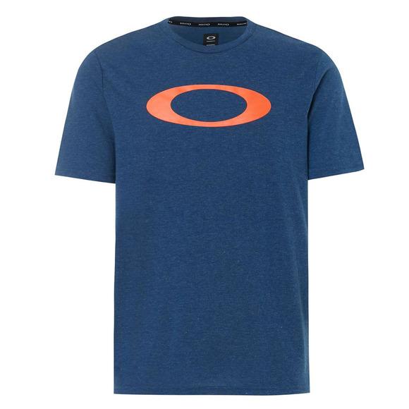O-Bold Ellipse - Men's T-Shirt