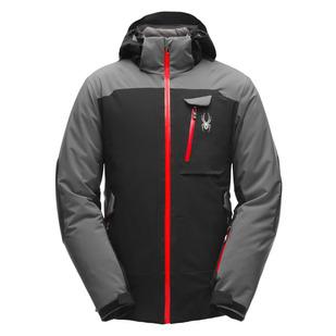 Flywheel GTX - Men's Hooded Winter Jacket