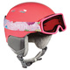 Zoom/Gambler Combo - Boys' Winter Sports Helmet And Goggle Set - 0