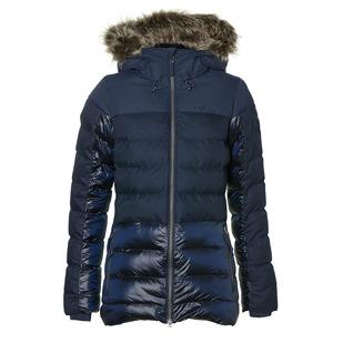 PW Hybrid Finesse - Manteau d'hiver à capuchon pour femme