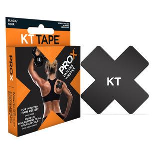 KT Tape Pro X - Support thérapeutique élastique pour adulte