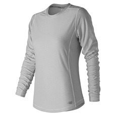 Space Dye - Women's Running Long-Sleeved Shirt