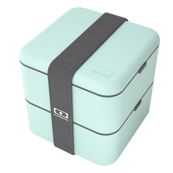 Square - All-In-One Lunch Container