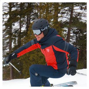 Controle - Men's Hooded Winter Jacket