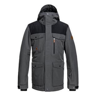Raft - Manteau d'hiver à capuchon pour homme