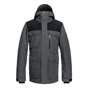 Raft - Men's Hooded Winter Jacket