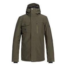 Mission Solid - Men's Hooded Winter Jacket