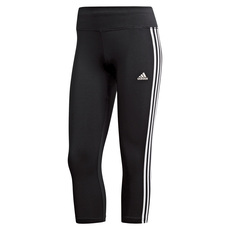 Design To Move 3-Stripes- Women's 3/4 Tights