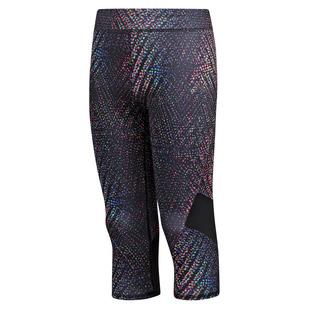 Practice Jr - Girls' Fitted Capri Pants