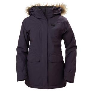 Snowbird - Women's Hooded Winter Jacket