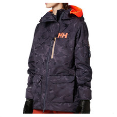 Powderqueen 2.0 - Manteau d'hiver à capuchon pour femme