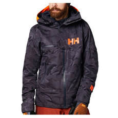 Garibaldi - Men's Hooded Winter Jacket