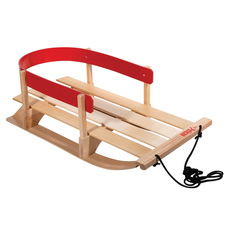 LBB29PA02 - Junior Traditional Wood Sled