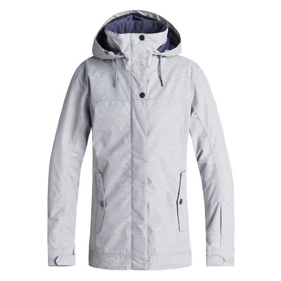 Billie - Women's Hooded Winter Jacket