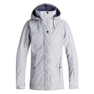 Billie - Manteau d'hiver à capuchon pour femme